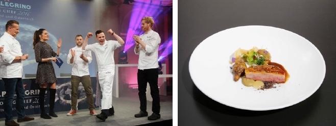 S.Pellegrino Young Chef 2016- Matthias Walter kocht sich ins große Finale