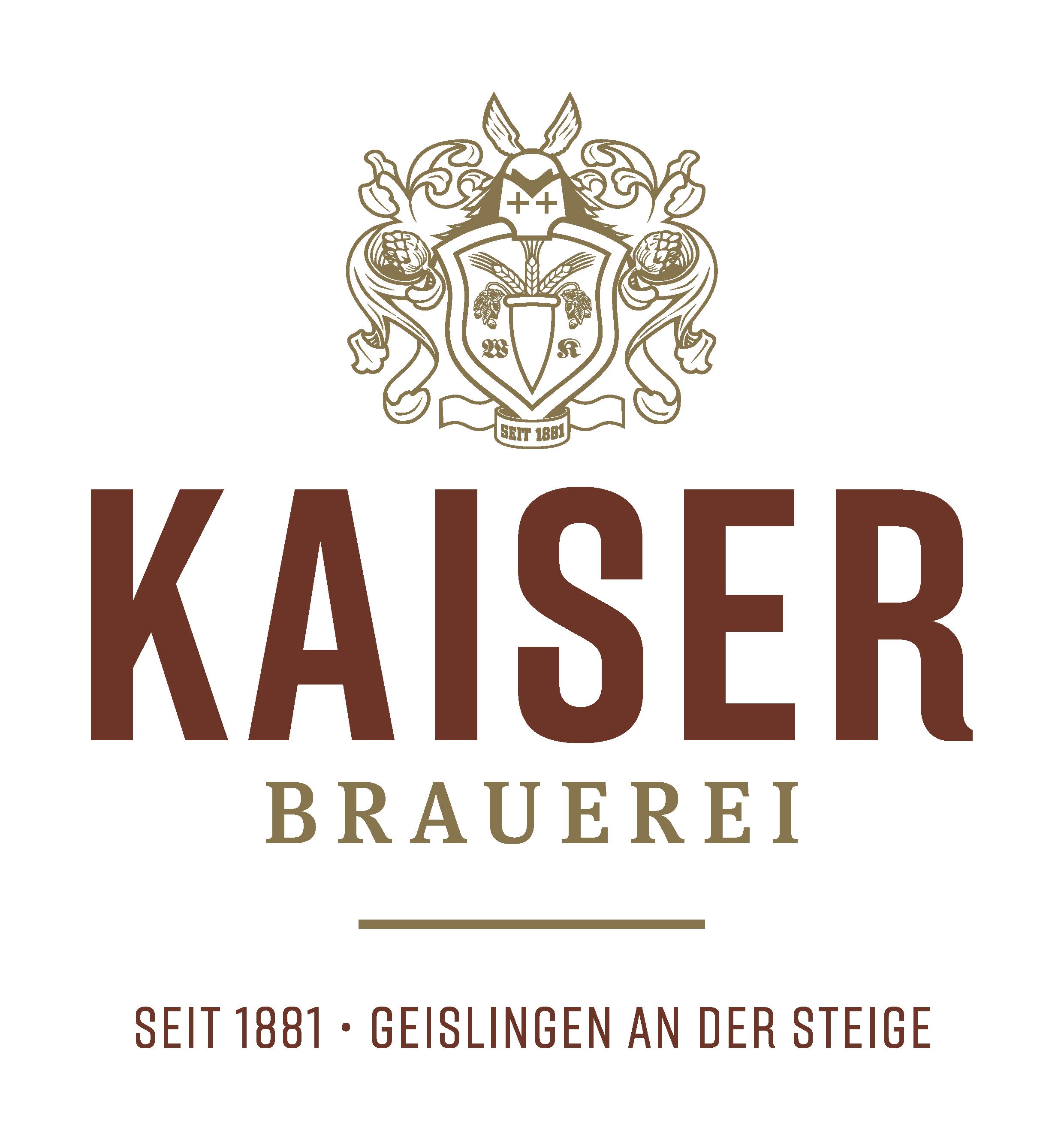 Logo Partner Kaiser Brauerei